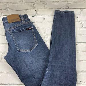 Volcom 2x4 stretch skinny jeans size 29